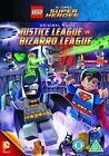 Lego Justice League VS Bizarro League 5051892186797 DVD Region 2