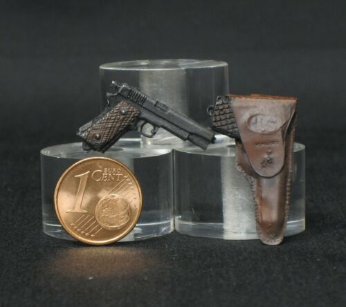 PISTOLA USA Colt M1919 WW2 ESCALA 1//10 MARCA AMMODEL RESIN MODEL KIT UNBUILT