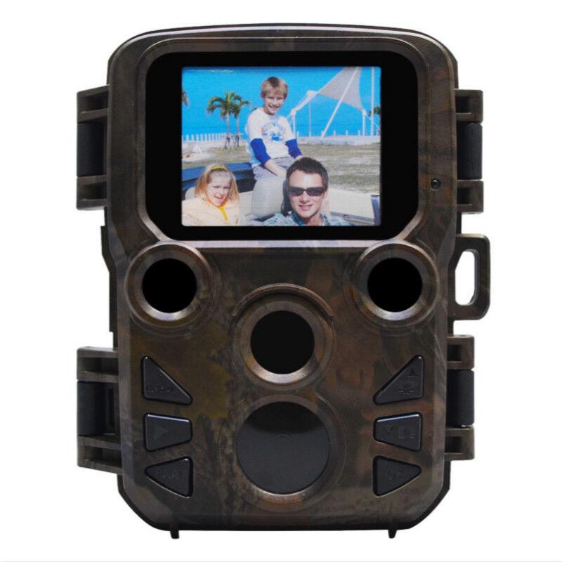 12MP  1080P IP56 Mini Type Trail Camera Farm Security Surveillance Anti-theft Cam  for sale