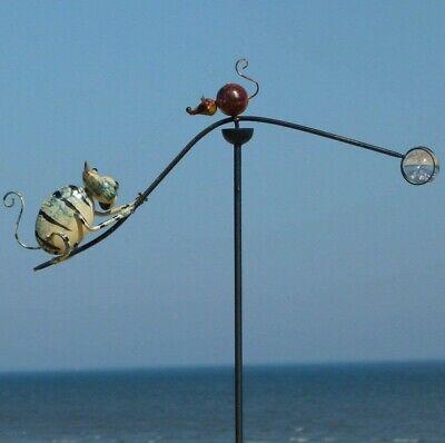 Hof Anker Daisy House Mediterranes Windspiel aus Holz mit Segelboot-Helm Haus Garten Terrasse Innen- und Au/ßenbereich mit Delfin zum Aufh/ängen Anker Weihnachtsgeschenke f/ür Dekoration