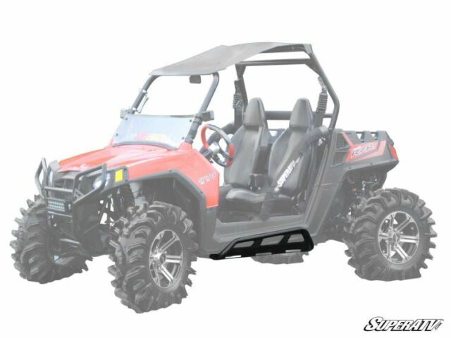 Super Atv Polaris Rzr 570 Rock Sliding Nerf Bars For Sale Online Ebay