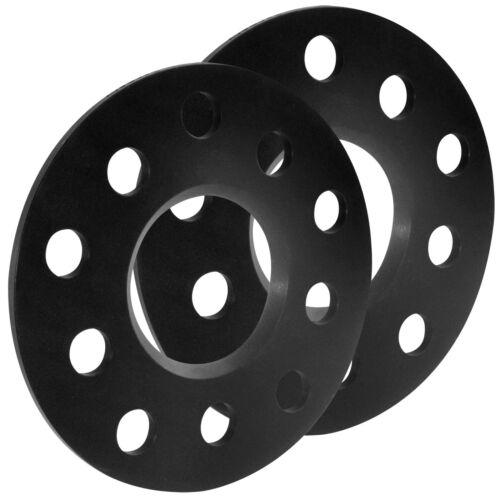 Blackline Spurverbreiterung 10mm 4x108 Citroen C4 Cactus Typ 2014-