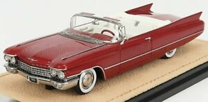 STAMP-MODELS 1/43 CADILLAC | SERIES 62 CONVERTIBLE OPEN 1960 | COPPER MET