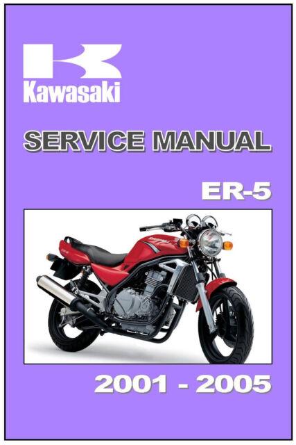 Kawasaki Workshop Manual Er