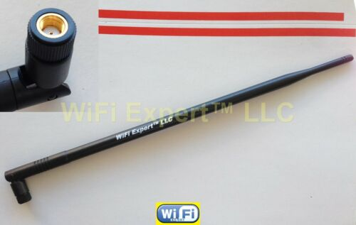 3 9dBi RP-SMA WiFi Antennas Asus RT-N16 RT-N66U RT-AC66U AC1750 D-link DIR-655