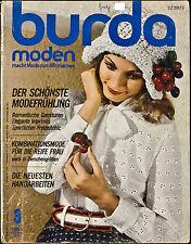 Burda Moden 03.1972