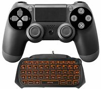 Nyko Playstation 4 Type Pad Keypad Keyboard For Ps4