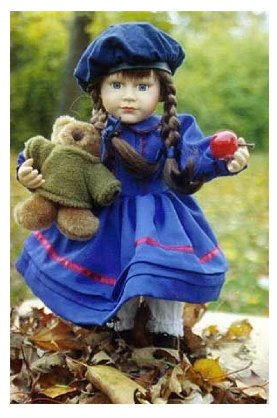 ci sono più marche di prodotti di alta qualità NIB NIB NIB NOS Chantal Poulin  Autumn  Collector's bambola  249 15,000  sconto prezzo basso