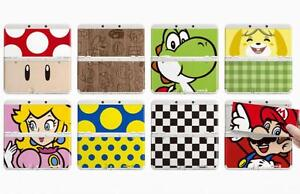 NEW-Nintendo-3DS-Cover-Plates-Official-Coverplate-Case