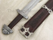 Trondheim Ultimate Viking Sword by Hanwei Forge Folded Steel Superb Handmade