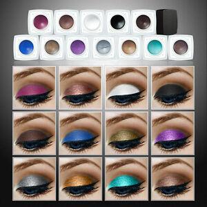 Makeup-Cosmetico-Delineador-De-Ojos-Eyeliner-Gel-Crema-Waterproof-Brocha