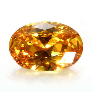 Natural-14mm-Yellow-Sapphire-10x-Gem-Oval-Shape-Loose-Gemstone-Jewelry-Gifts-C