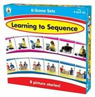 Learning to Sequence 6-scene 6 Scene Set 9781936022908 by 140090 Games
