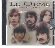 LE ORME ANTHOLOGY CD F.C.  SIGILLATO!!!