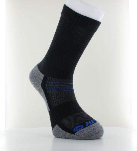 Hi-Tec Altitude Hike Socks 3 Pack Featuring CoolMax Medium and Large