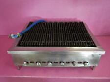 Imperial 36 Gas Radiant Char Broiler 6 Burner Charbroiler Grill Countertop