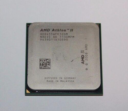 1 von 1 - AMD Athlon II X3 455 3,3GHz (ADX455WFK32GM) Prozessor + Wärmeleitpaste