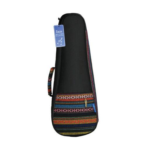 21 Zoll tragbare Baumwolle Nylon gepolsterte Bass Gitarre Gig Tasche Ukulel Q3R6