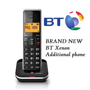 """""""Brand New"""" BT Xenon 1500 Additionnel Combiné & chargeur + batteries-afficher le titre d`origine aUPOYqk5-07151634-966499738"""