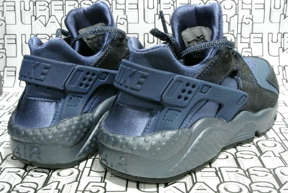 uk availability 4135d a7c15 ... CUTE NEW Nike Huarache Metallic Metallic Metallic Blue GLITTERY Premium  qs 683818 900 Women 6 1a2c3c ...