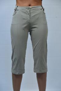 Donna Pants 08 Rosati Mariella Jaune Pantalon Pantalone 44 Mis Pp xPCp1n1