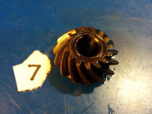 0312108 zz johnson evinrude PINION gear gearcase parts  312108