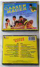 GASSENHAUER Nur Originale! Benny Quick (Motorbiene), Bibi Johns,... 2-CD-Box TOP