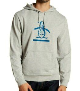 Original Penguin Mens Pullover Fleece Hoodie
