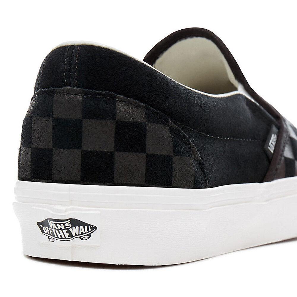 Vans Classic Slip On Sneaker Herren-Schuhe Slipper Schlappenschuhe Sneaker On Halbschuhe f9c41c