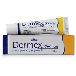 Details about Dermex Eczema Treatment Steroid Free Barrier Repair Complex -  20g
