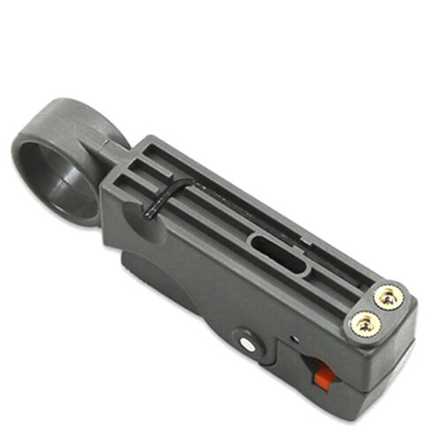 Rotary Coaxial Stripping Cable Stripper Cutter Tool For RG-58//59//62//6QS//3C//4RKUS