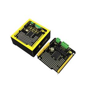 KEYESTUDIO-L298P-Shield-R3-DC-Motor-Driver-Module-Expansion-Board-for-Arduino-EU