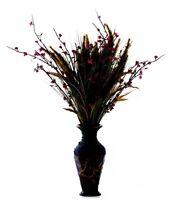 Home Interiors Celebrating Home Seagrass Vase