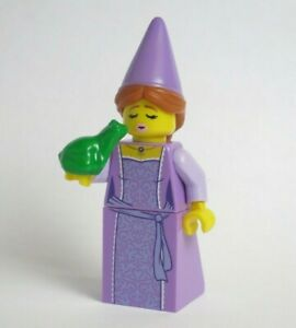 Genuine Lego Minifigure Series 12 Fairytale Princess FREE UK POSTAGE frog