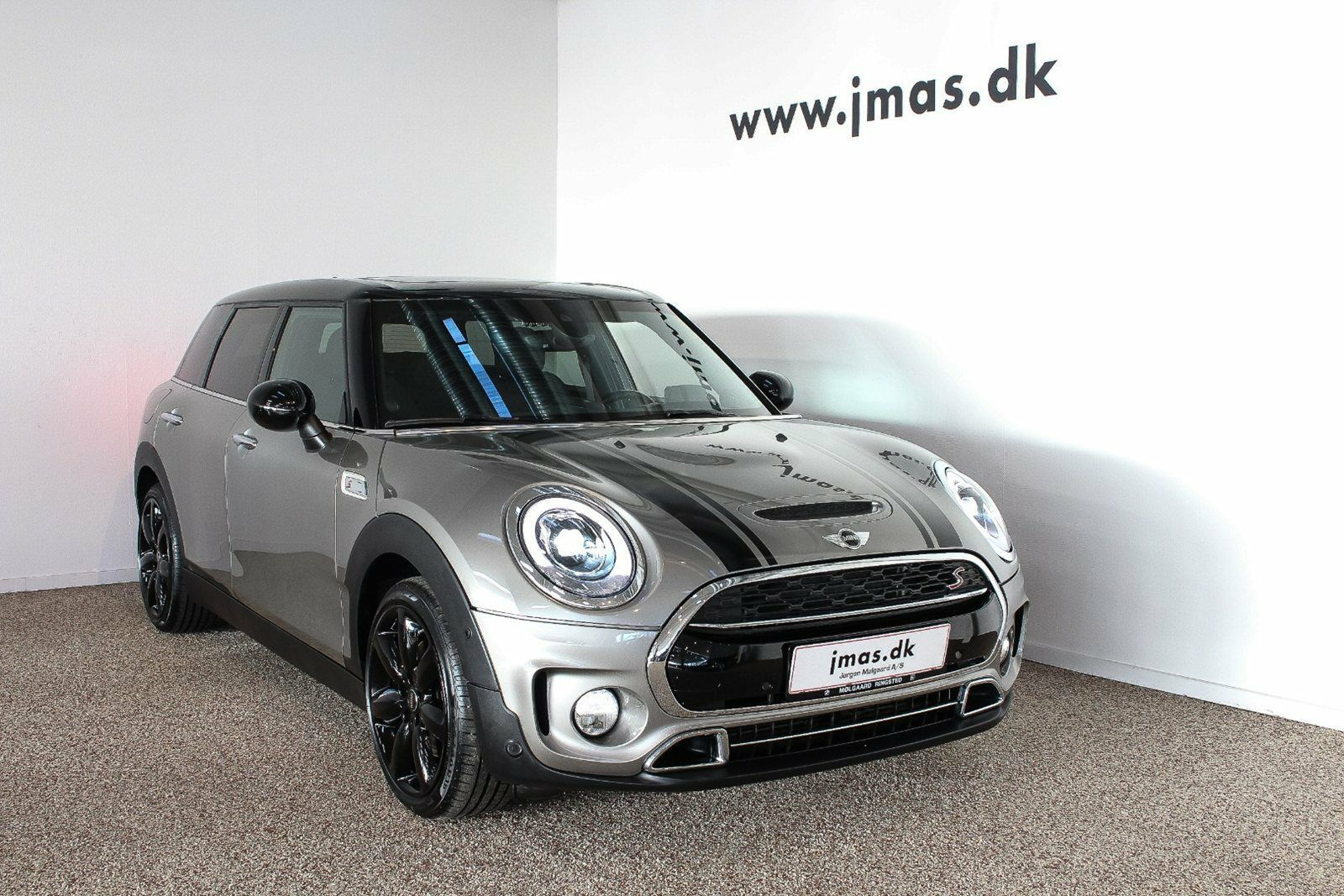 Mini Clubman Cooper SD 2,0 190 aut. ALL4 6d