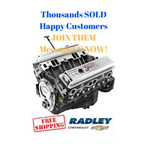 Details about OEM NEW Chevrolet Performance 19210007 GM Performance Parts  350 HO Engine CHEVY