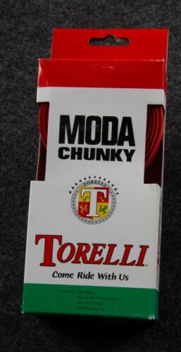 Torelli Chunky Handle Bar Tape Red