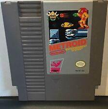 Metroid Nintendo NES Game Cartridge Authentic Cleaned Tested