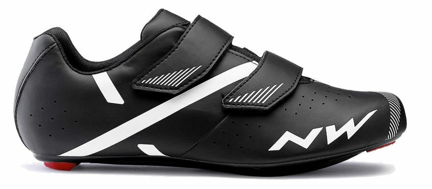 shoes Ciclismo Strada Northwave JET 2 - color black - Tg.45