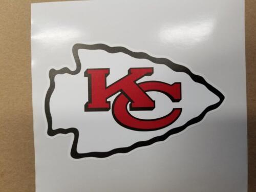 Kansas City Chiefs cornhole board or vehicle decal(s)KC5