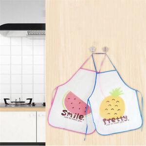 Kitchen-PVC-Waterproof-Apron-for-Cooking-Bib-Sleeveless-Fruit-Design-Anti-oil-P