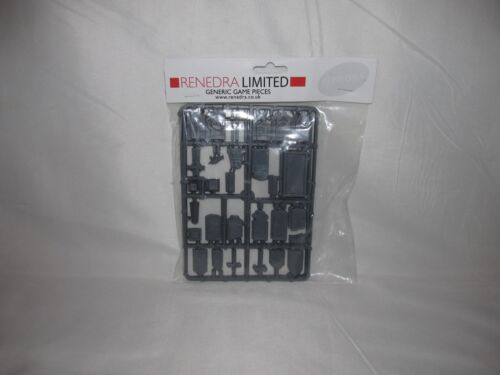 42 Crows GS1 Renedra Limited Generic Game Pieces Grave Stones