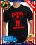 Death-Row-Records-Red-Logo-T-Shirt-Vintage-Rap-Tee-Hip-Hop-Dr-Dre-Snoop-Black thumbnail 1