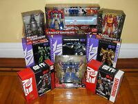 Transformers masterpiece Toys R Us Exclusive Lot
