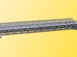 Kibri-39707-Single-Track-Steel-Truss-Bridge-Kit-Excludes-Piers-HO-Gauge-T48