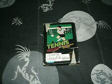 Tennis For Nintendo Entertainment System NES