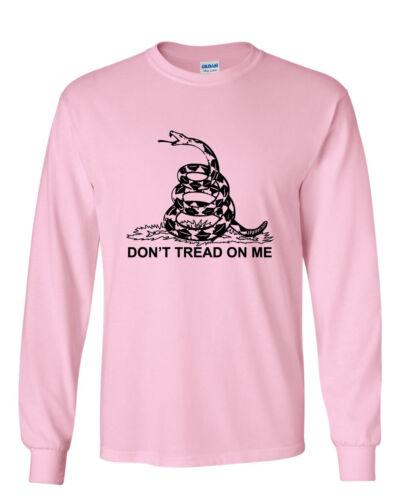 Don/'t Tread On Me Long Sleeve T-shirt