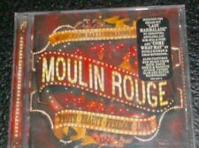 MOULIN ROUGE - MUSIC FROM BAZ LUHRMANN'S FILM (2001) David Bowie, Nicole Kidman