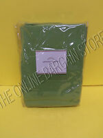 Pottery Barn Palmetto Outdoor Swivel Occasional Chair Cushion Slipcover Jade Grn