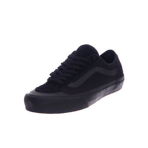 72aaa17f5a2 Image is loading Vans-Sneakers-Ua-Style-36-Decon-Sf-Black-